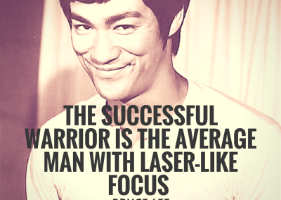 Day 68 Quote by Bruce Lee