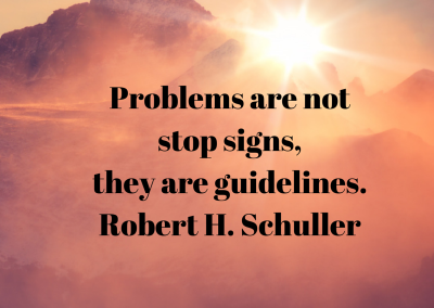 Day 71 Quote by Robert Schuller