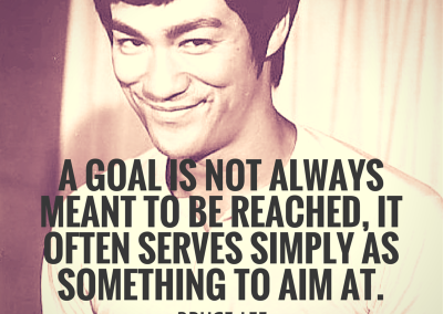 Day 73 Quote by Bruce Lee