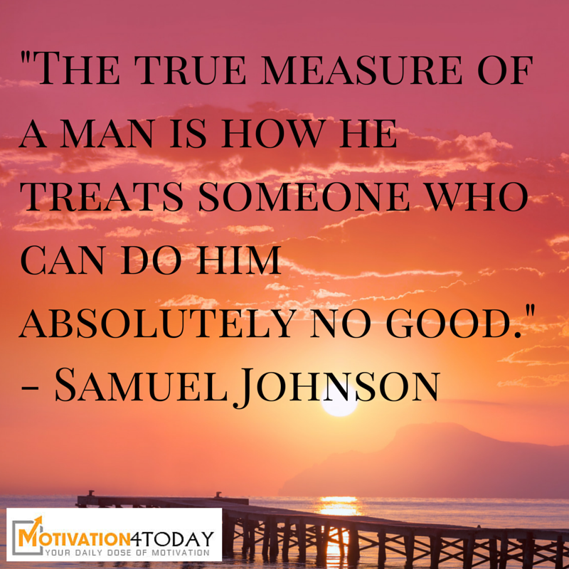 Day 77 Quote by Samuel Johnson