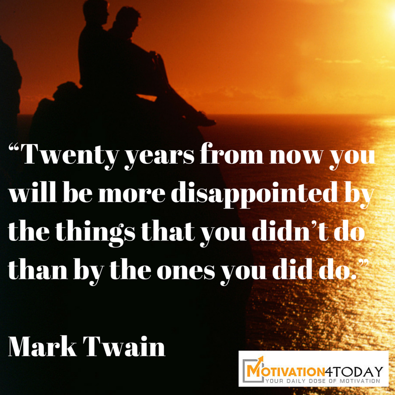 Day 79 – Quote by Mark Twain